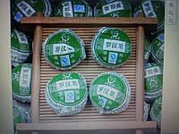 Прессованный китайский чай