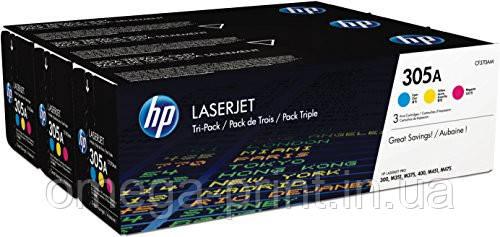 Катридж HP CLJ M351, (CF370AM/304A, CE413A+CE411A+CE412A), Color