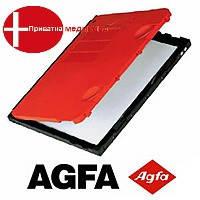 Касета рентгенівська з посилюючим екраном AGFA 30х40 Agfa-СР-G (зелена)