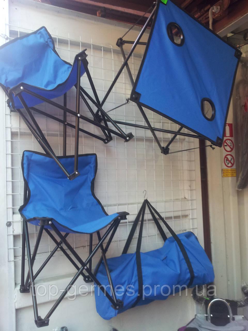 Мебель для пикника и отдыха 4 предмета