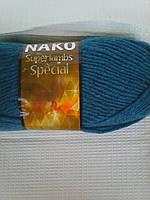 Superlambs Special № 23463 бутылочный с оттенком морской волны.