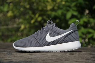 Кроссовки мужские Nike Roshe Run One BR / RRM-317 (Реплика)