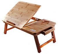 Бамбуковый столик для ноутбука T27
