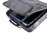 Сумка для  ноутбука Grand-X HB-119 15.6'' Black 1680D Nylon, фото 4