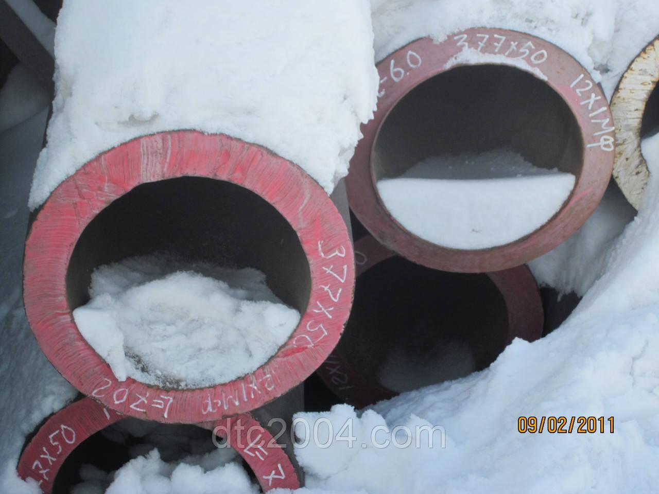 Трубы 377х50, сталь 15Х1М1Ф