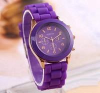 Часы женские Geneva фиолетовые