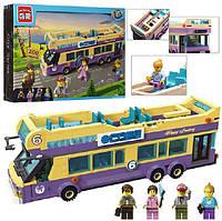 Конструктор Brick Enlighten 30359 Экскурсионный автобус, 461 деталей