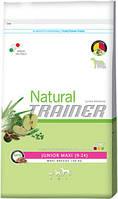 Trainer Natural Junior Maxi 12.5кг Сухой корм для юниоров крупных пород