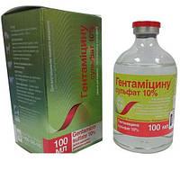 Гентамицин-10% 100 мл O.L.KAR