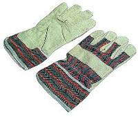 Перчатки рабочие Technics (16-176) кожа (пар.)