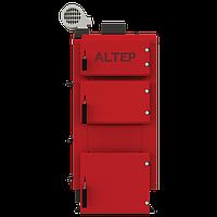 Котлы на твердом топливе длительного горения Altep КТ-1E 33 (Альтеп-центр)