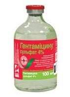 Гентамицин-4% 100 мл O.L.KAR