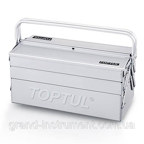 Ящик для инструмента  5 секций  470(L)x220(W)x350(H)mm