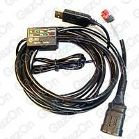 USB Адаптер диагностический управления ГБО