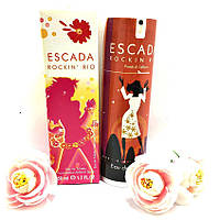 Женский мини-парфюм Escada Rockin Rio  Travel Tube 50 мл