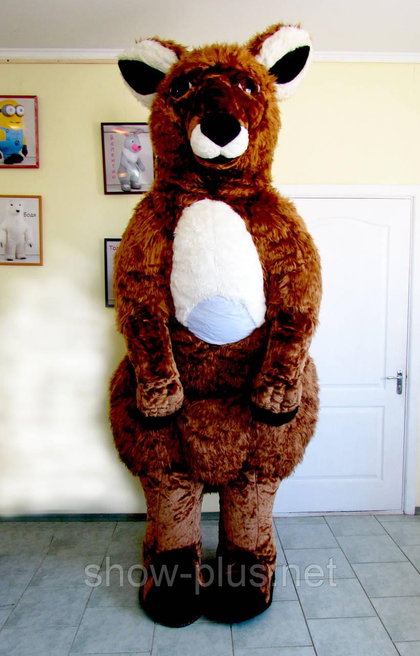 """Пневмокостюм (надувной костюм гигант) """"Кенгуру"""""""