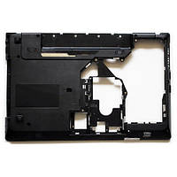 Нижняя крышка для ноутбука Lenovo (G570, G575), с HDMI, black
