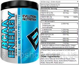 БЦАА Evlution Nutrition BCAA Energy 30 порц. (уценка), фото 2