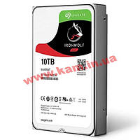 Жесткий диск Seagate IronWolf HDD 10TB 7200rpm 256MB ST10000VN0004 (ST10000VN0004)