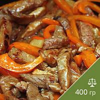 Мясо по-македонски 400 грамм