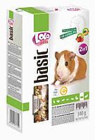 LoLo Pets Basic for GUINEA PIG 2in1 Корм фруктово-овощной для морской свинки