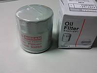 Масляный фильтр (оригинал) на NISSAN Qashqai, Tiida, X-Trail, Juke, Note