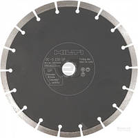 Круг отрезной Алмазний диск DC 230*9*22,2 Hilti