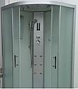 Гидромассажный бокс Atlantis AKL 100P-T 100х100 White, фото 7