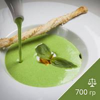 Суп пюре шпинатный 700 грамм