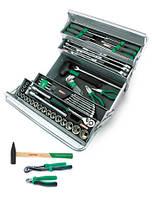 Ящик с инструментом (5 секций)  63ед. GCAZ0039 TOPTUL