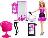 Набор Кукла Барби и парикмахерский салон Barbie