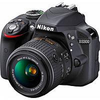 Фотоаппарат Nikon D3300 kit (18-55mm VR)