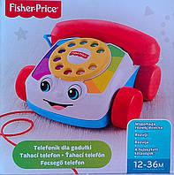 Развивающие игрушки для самых маленьких Веселый телефон CMY08 Fisher-Price Китай