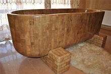 Деревянная ванна-купель