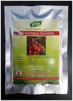 Камала красная, Маллотус филиппинский, Red Kamala Powder, 100 гр