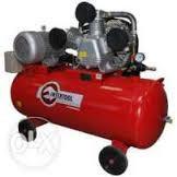 Компрессор 200л, 10HP, 7,5кВт, 380В, 8атм, 1050 л/мин (PT-0040)
