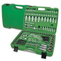 Универсальный набор инструментов 1/4 и 3/8 и 1/2 - 151 единиц GCAI151R TOPTUL