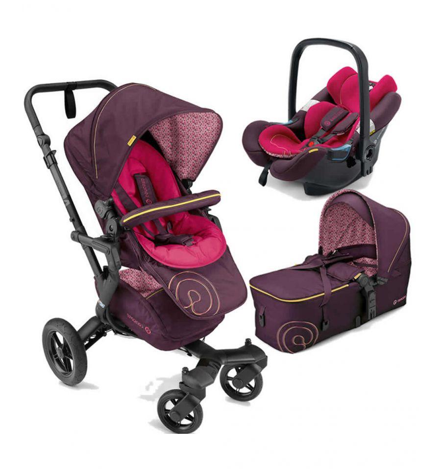 Коляска 3 в 1 Concord Neo Mobility Set - Интернет-магазин детских товаров «Papa-mama» в Одессе