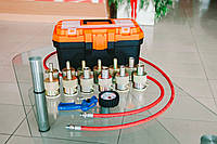 Набор для восстановления газомасляных амортизаторов 12 насадок A-Profi (Украина)