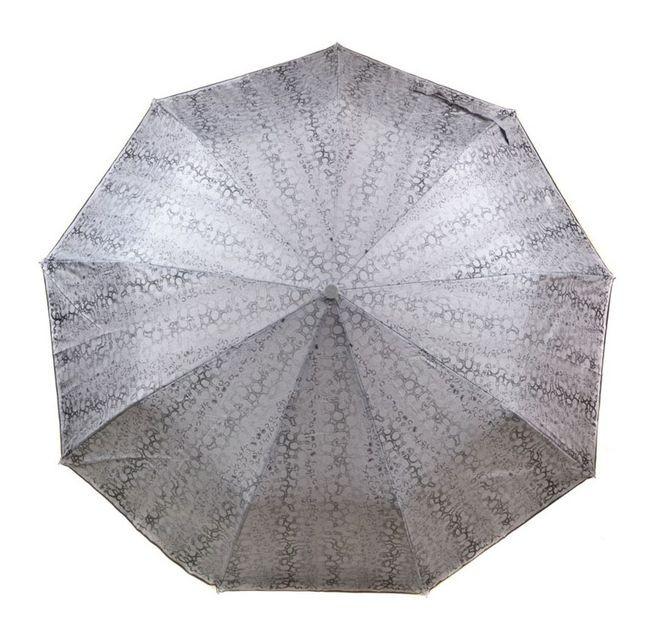 Женский зонт полуавтомат 1243-5, антиветер