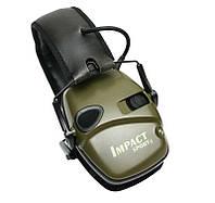 Активные наушники Howard Leight Impact (тактические стрелковые наушники)