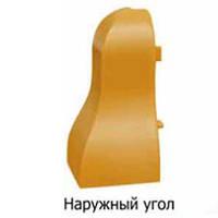 Фурнитура к плинтусу Penates Classic вспененный пвх угол наружный