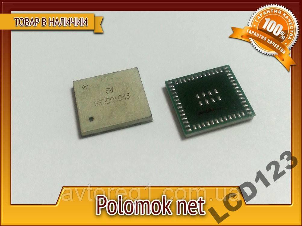 Мікросхема керування Wi-Fi для iPhone 4S SS3D06043