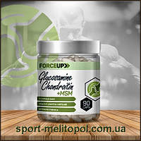 ForceUP Glucosamine Chondroitin + MSM 90 капс.