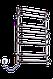Полотенцесушитель Стандарт-8 800х480 нержавейка с регулятором температуры, фото 4