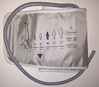 Манжета ЛЮКС для электронного тонометра на плече удлиненная  (22-42 см.)