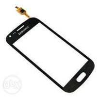 Сенсорный экран для мобильных телефонов Samsung S7560, S7562 черный