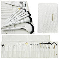 Набор из 35 кистей для макияжа Beauties Factory Makeup Brushes (White Swan), фото 1