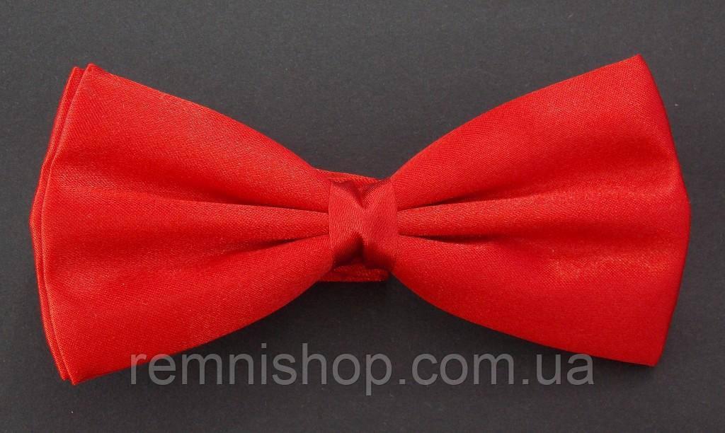 Красная бабочка галстук Roberto Cassini