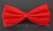 Червона краватка метелик Roberto Cassini